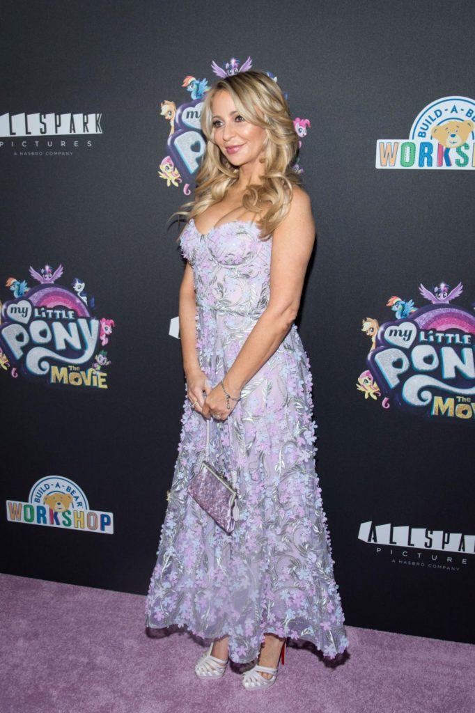 Tara Strong Haircut Photos