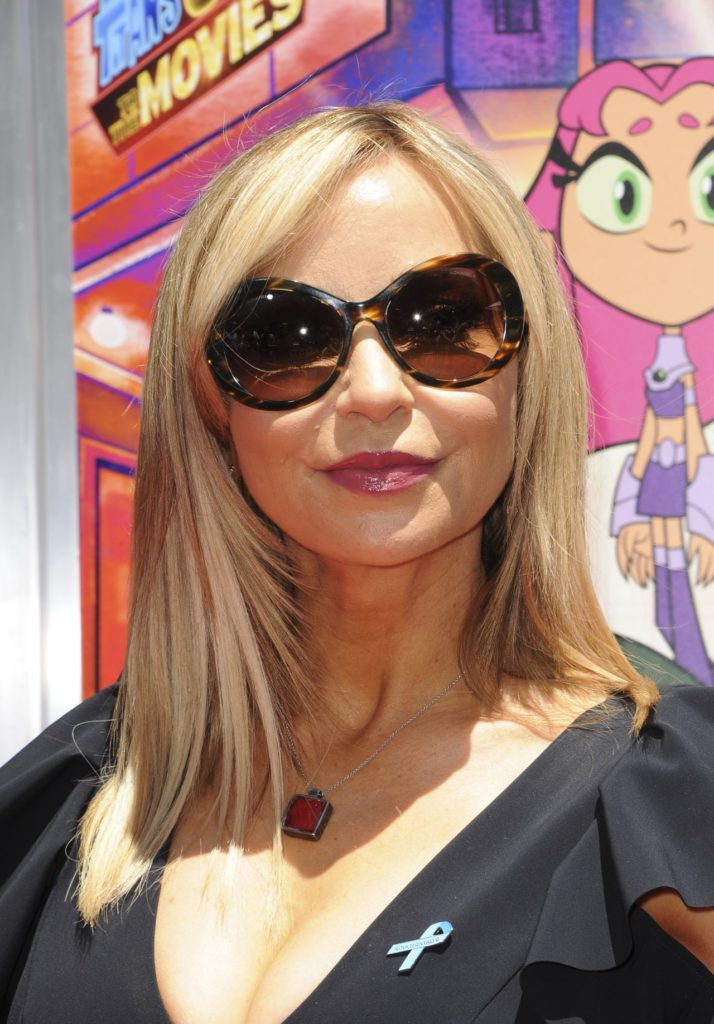 Tara Strong Short Hair Pics