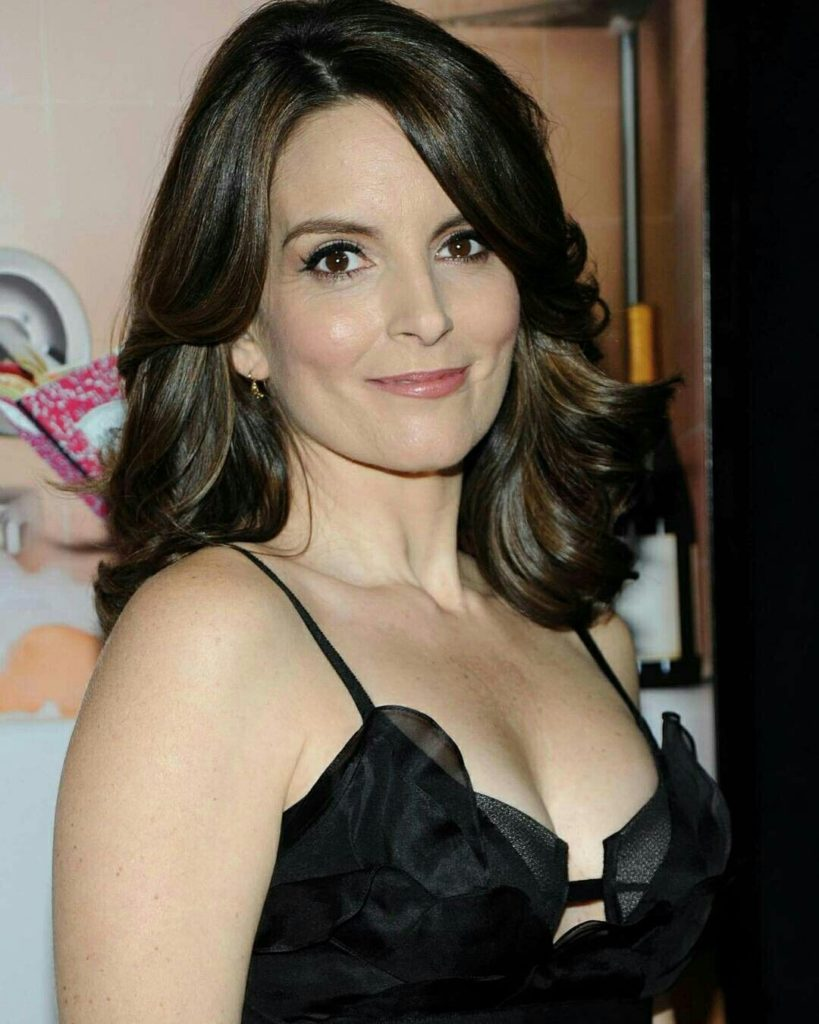 Tina Fey Muscles Images