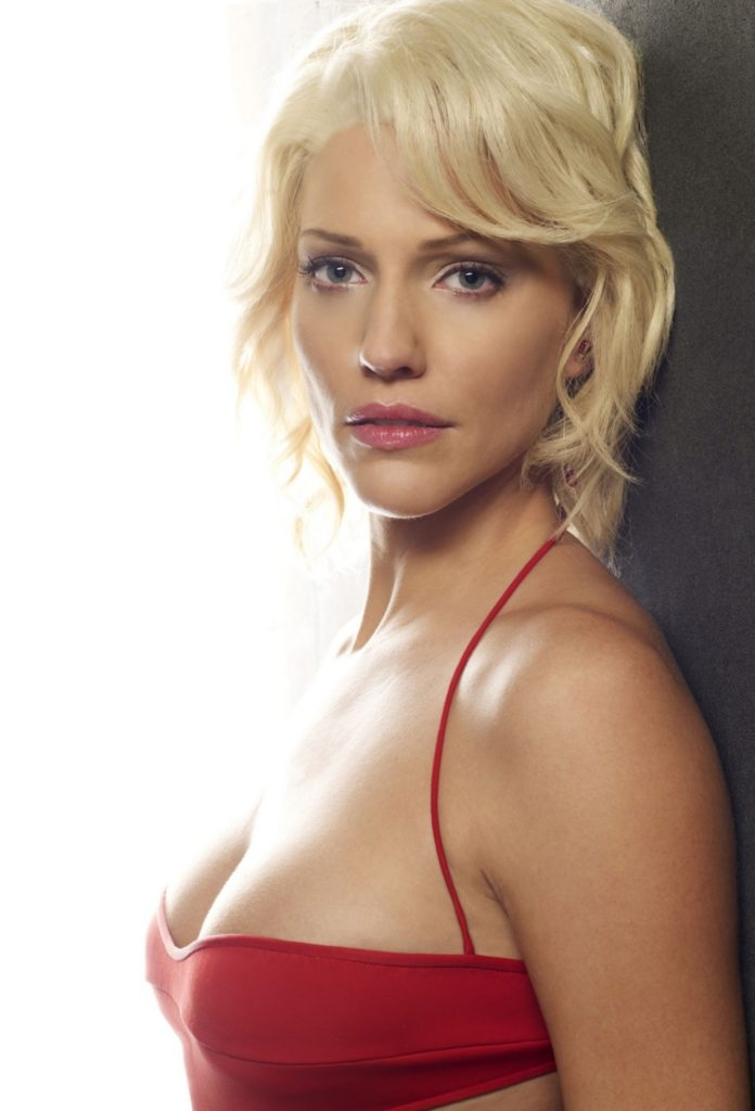 Tricia Helfer Braless Wallpapers