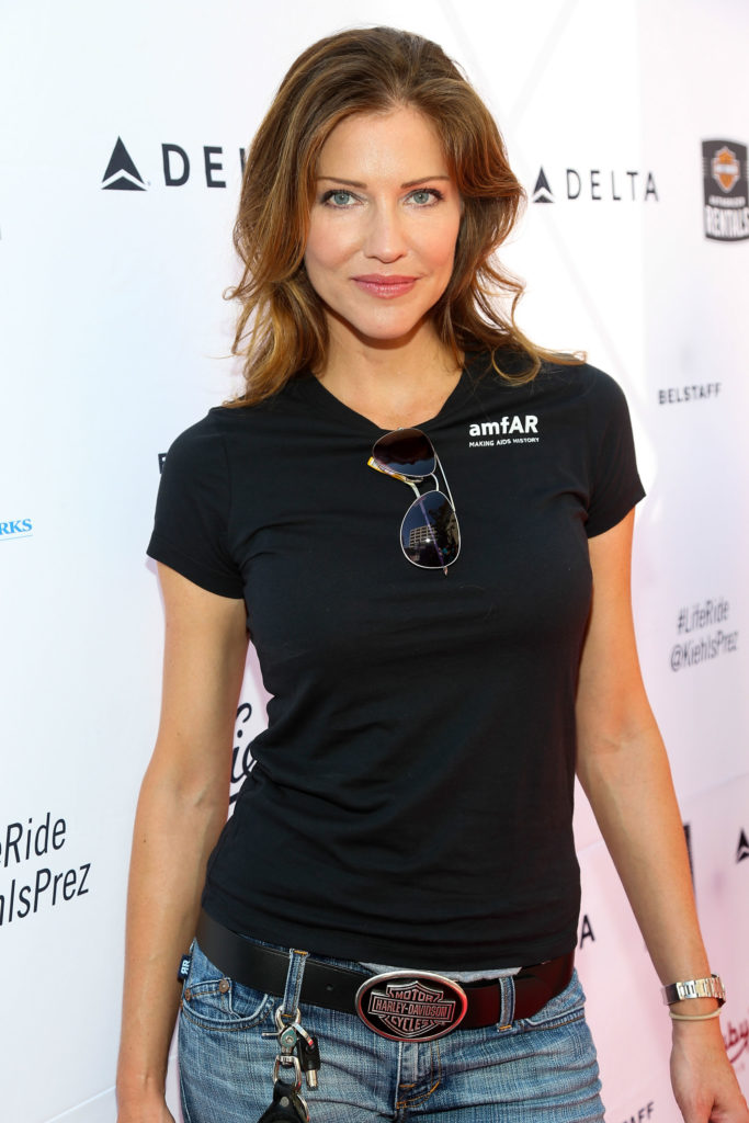 Tricia Helfer Jeans Images
