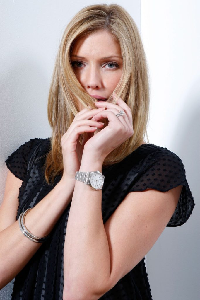 Tricia Helfer Makeup Pictures