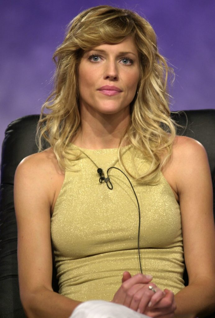 Tricia Helfer Without Makeup Pics