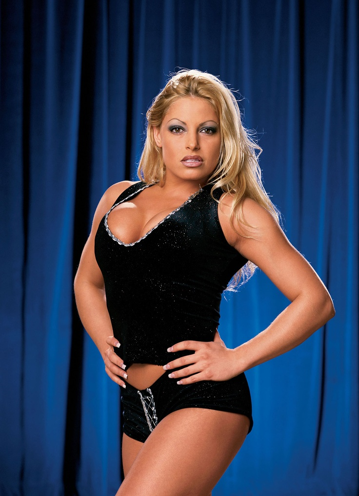 Trish Stratus Bikini Wallpapers