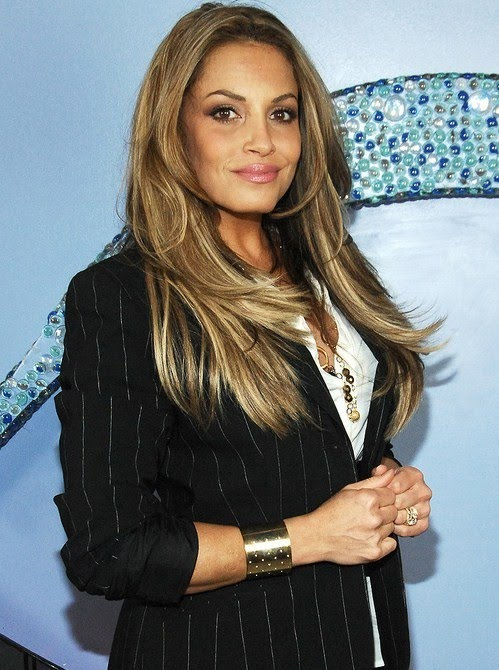 Trish Stratus Hair Style Images