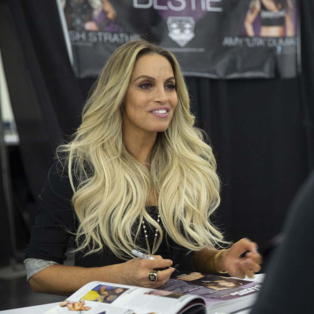 Trish Stratus No Makeup Images