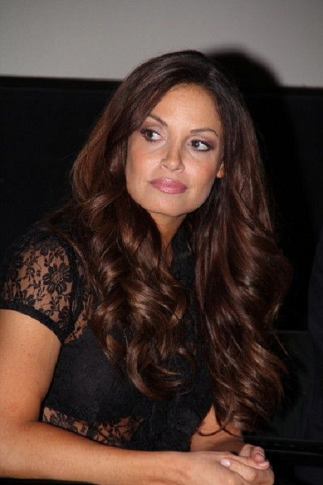 Trish Stratus Short Hair Wallpapers