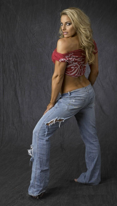 Trish Stratus Tattoos Photos