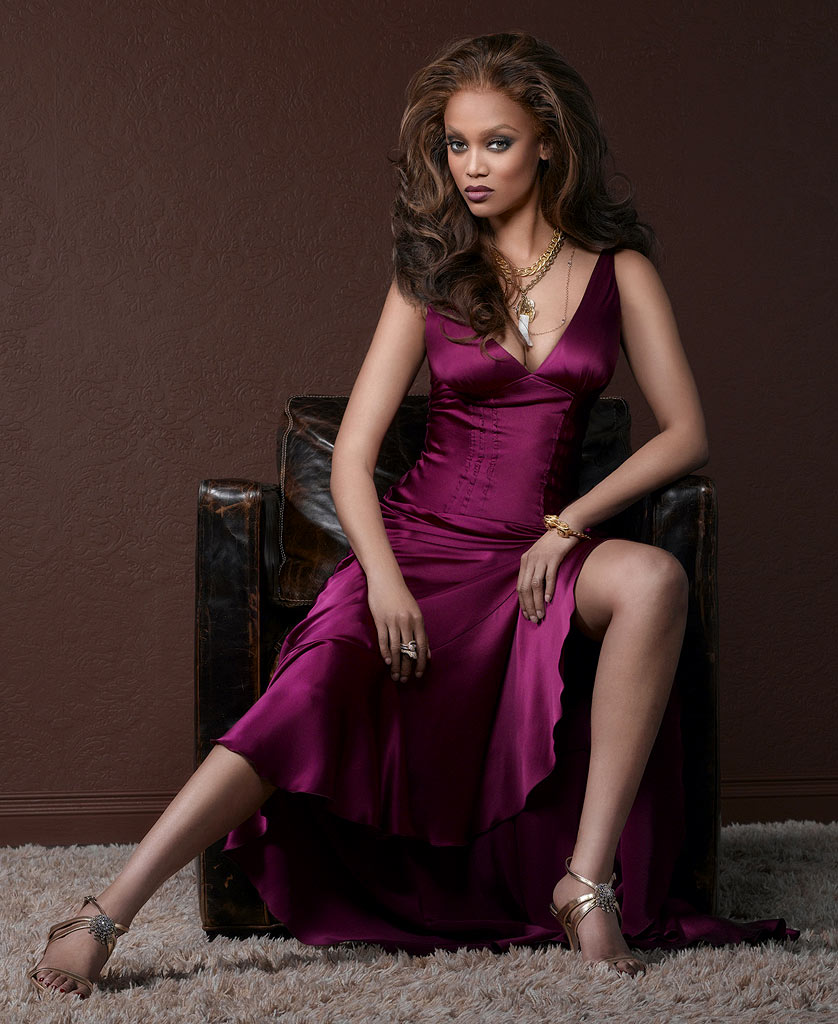 Tyra Banks Feet Photos