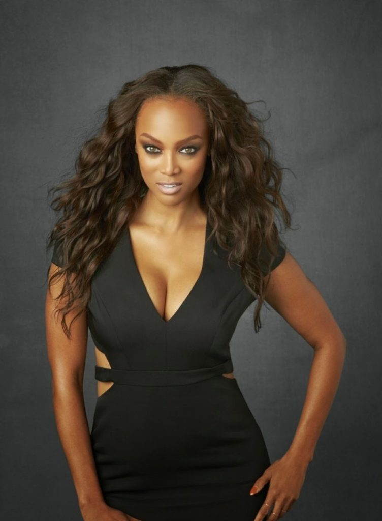 Tyra Banks Leggings Wallpapers