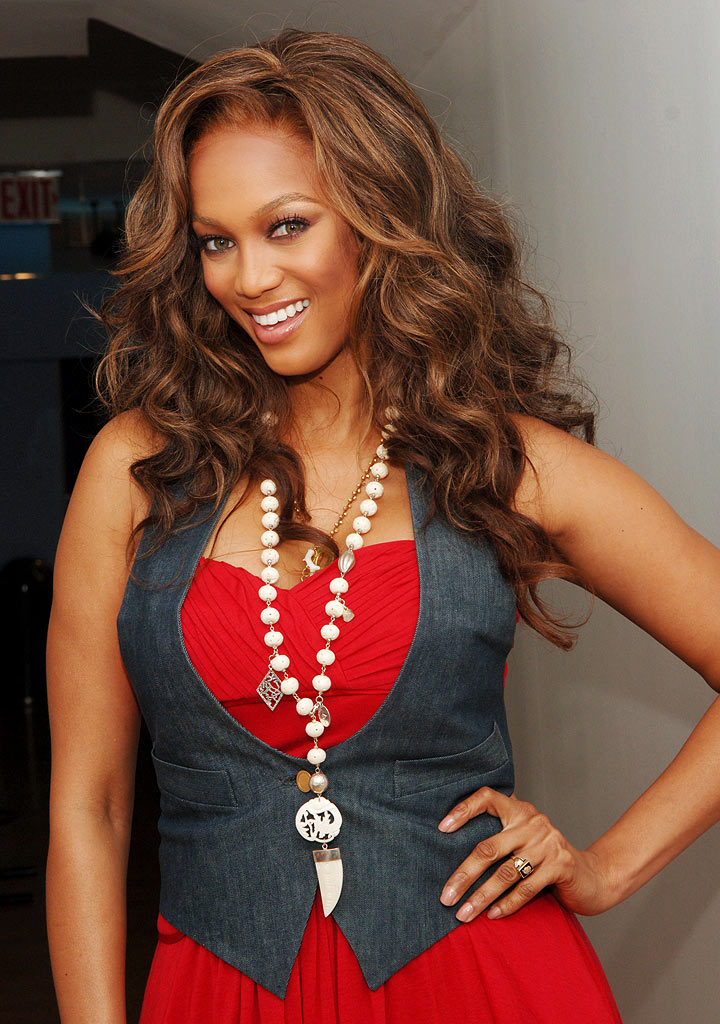 Tyra Banks No Makeup Wallpapers