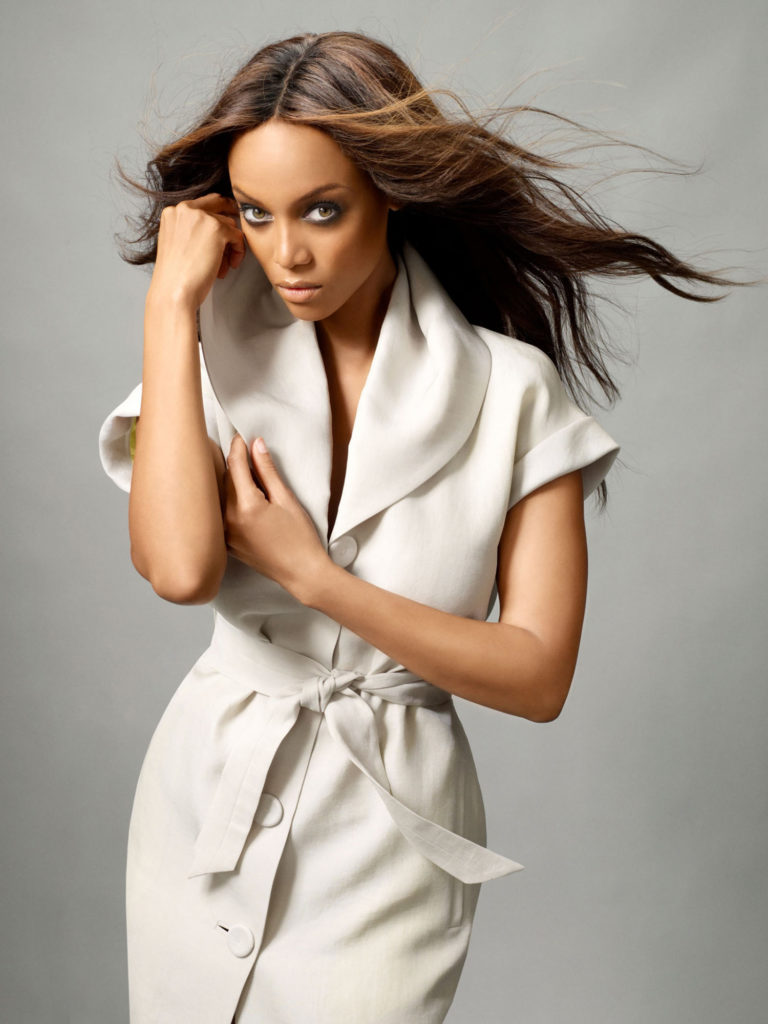 Tyra Banks Shorts Wallpapers