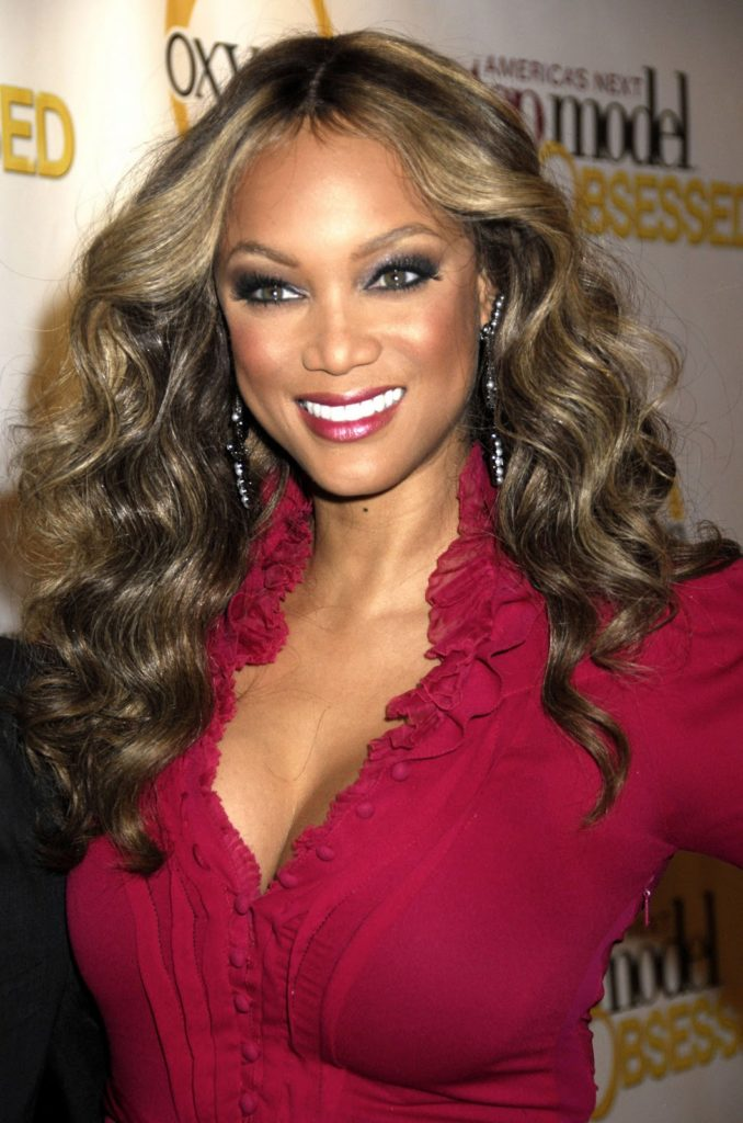 Tyra Banks Tattoos Photos