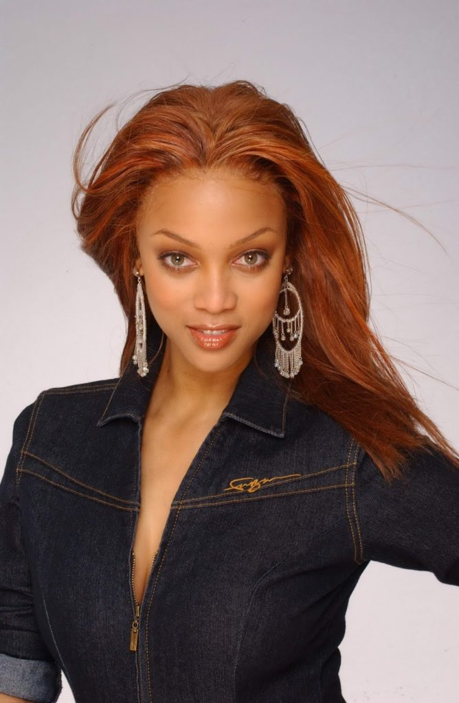 Tyra Banks Without Makeup Images
