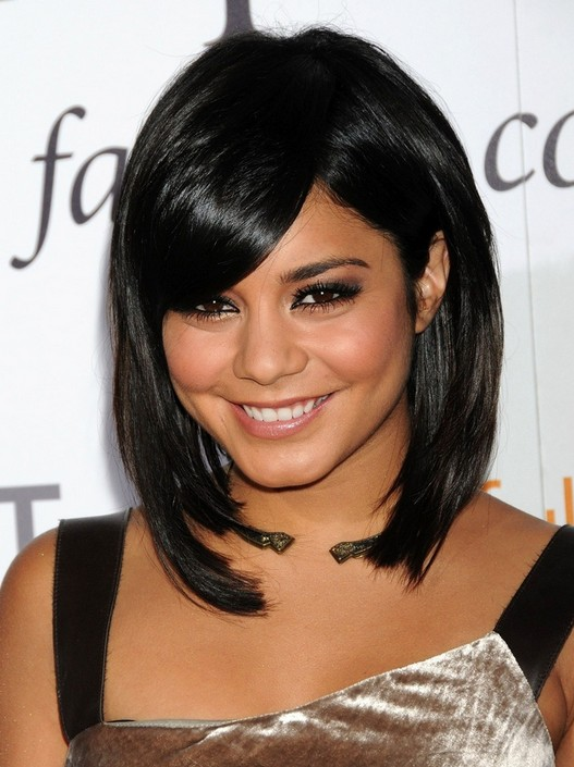 Vanessa Hudgens Haircut Photos