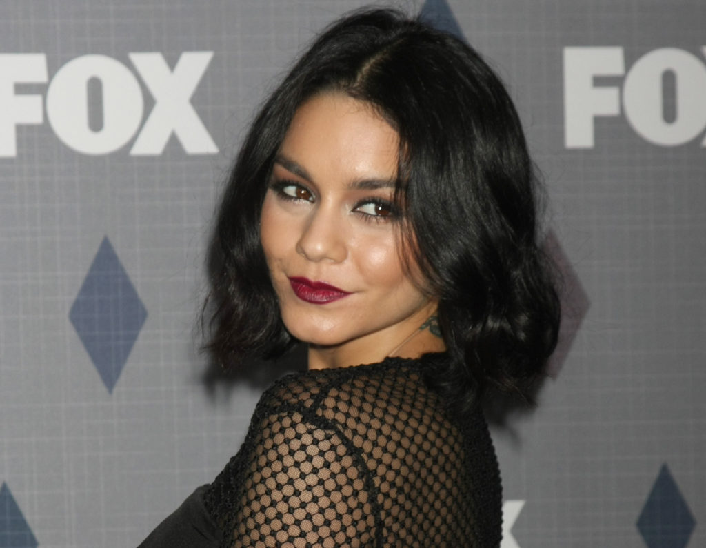 Vanessa Hudgens Working Out Photos