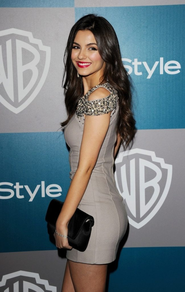 Victoria Justice Butt Images