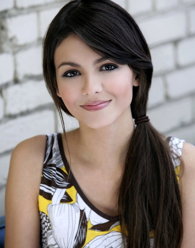 Victoria Justice Muscles Images