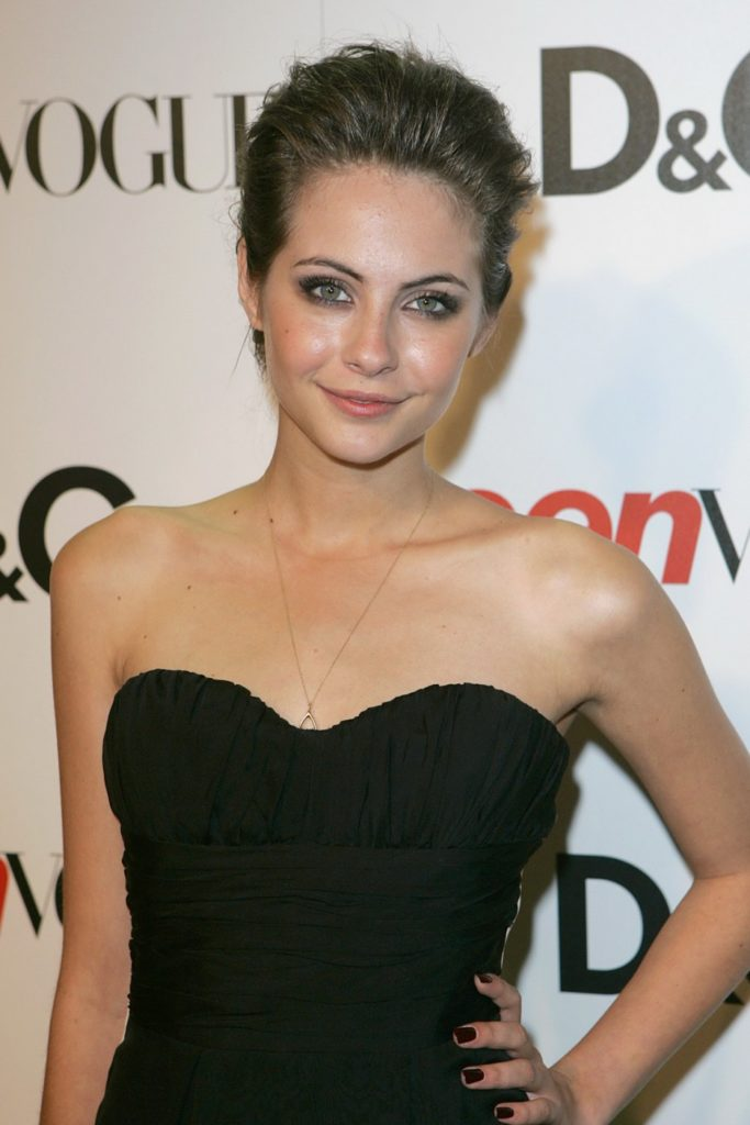 Willa Holland Muscles Wallpapers