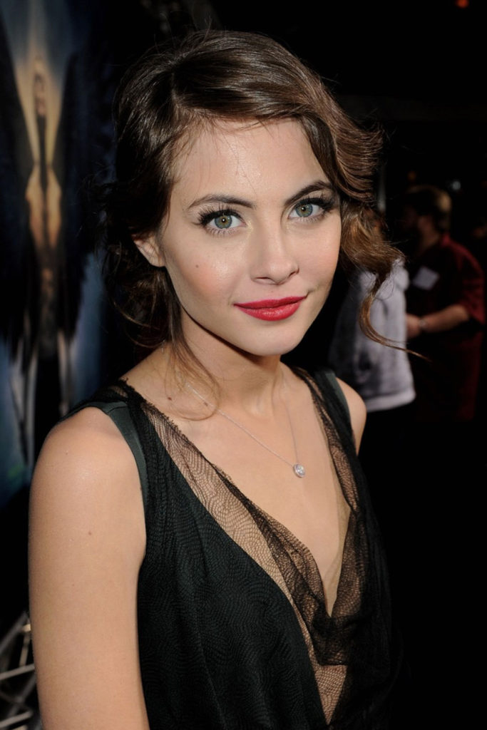 Willa Holland Topless Images