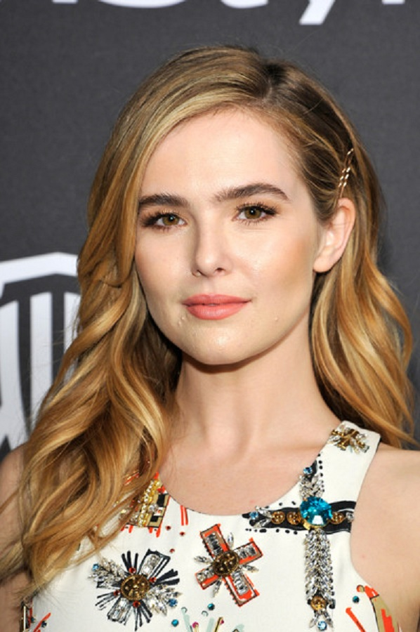 Zoey Deutch Haircut Wallpapers