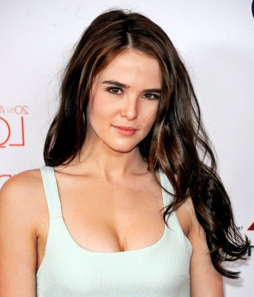 Zoey Deutch Lingerie Wallpapers