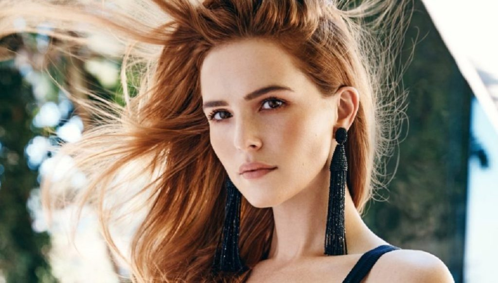 Zoey Deutch Tattoos Wallpapers