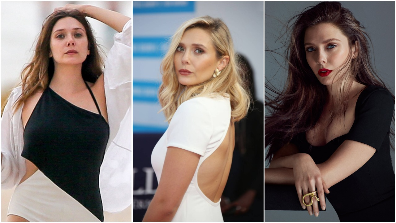 Hot Elizabeth Olsen Sexy Bikini Pictures Are Gift From God To Humans