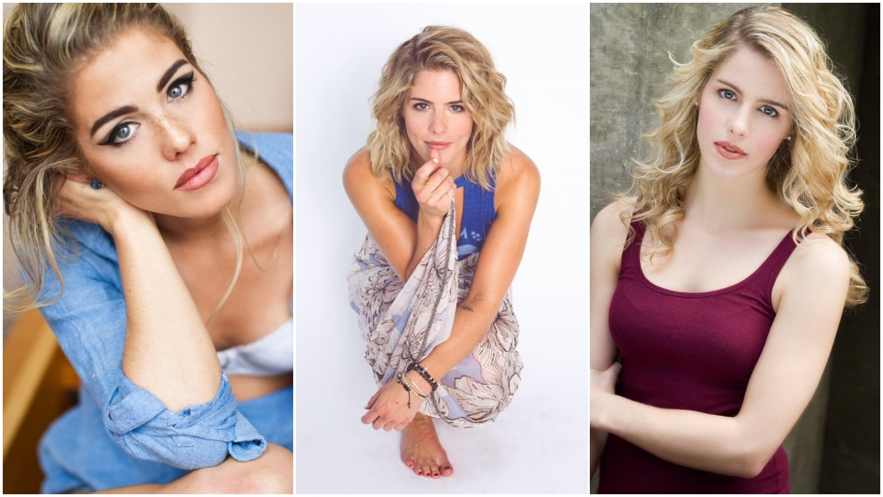 Emily Bett Rickards Hot Bikini Pictures Will Make You Lose Your Mind
