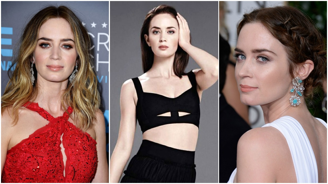 Emily Blunt Hot Bikini Pictures Which Will Make You Succumb To Her