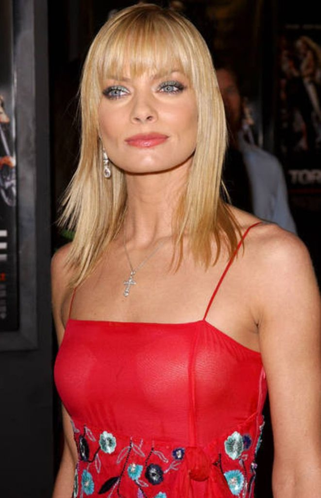 Jaime Pressly Hair Style Images