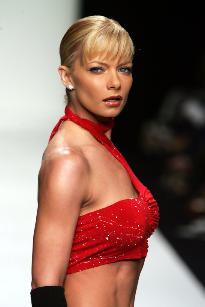 Jaime Pressly Lingerie Wallpapers