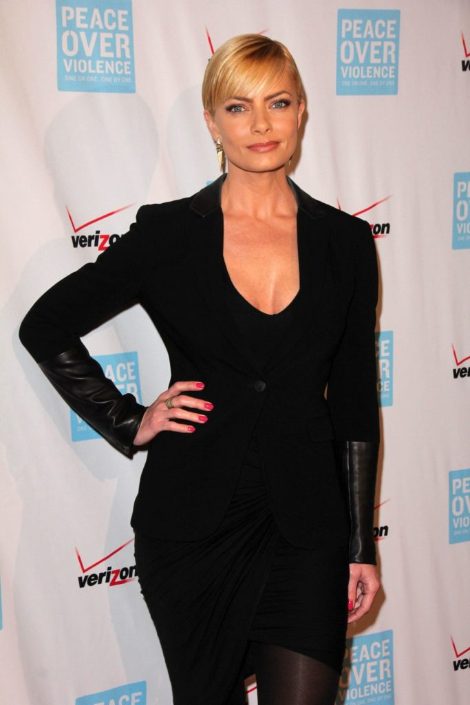 Jaime Pressly No Makeup Images