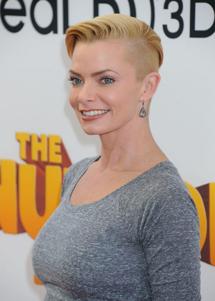 Jaime Pressly Smileing Photos