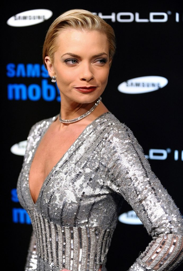 Jaime Pressly Workout Images