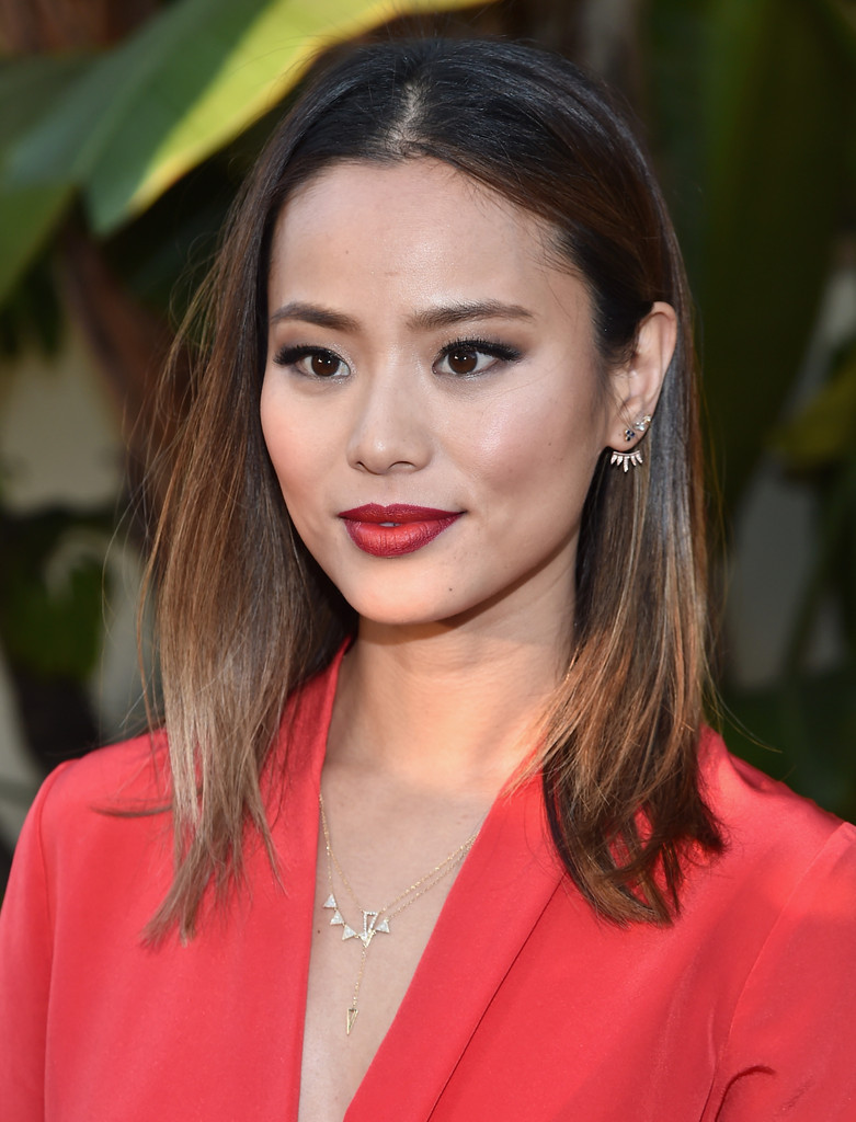 Jamie Chung Cleavage Images
