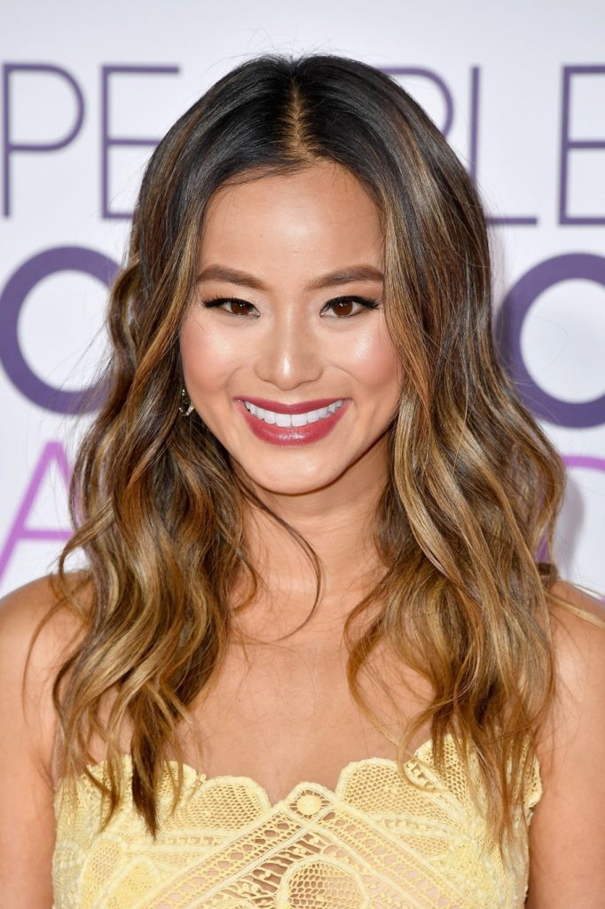 Jamie Chung Cute Pictures