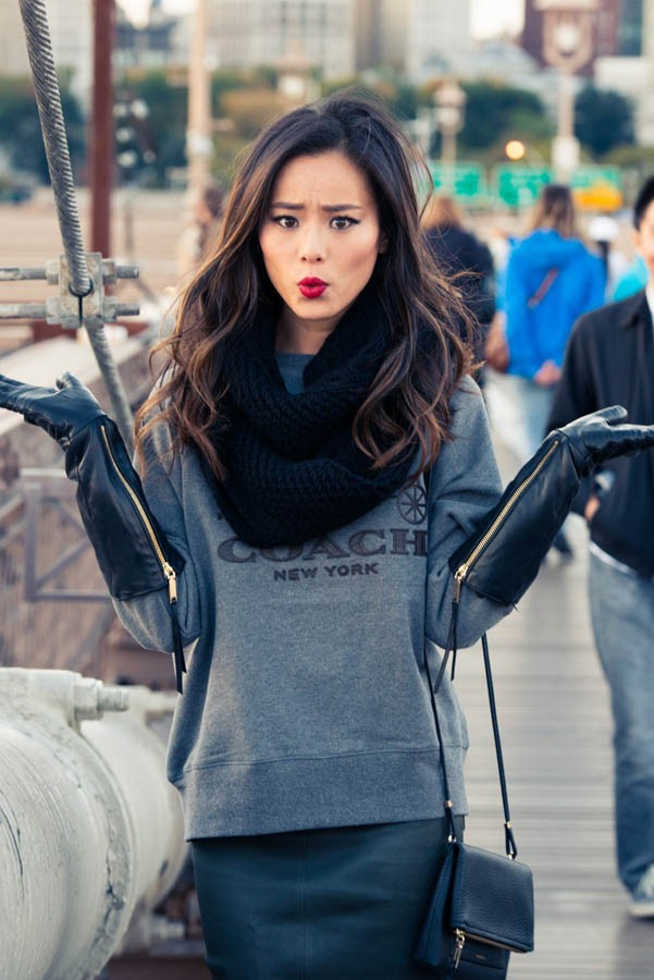 Jamie Chung Hair Style Images
