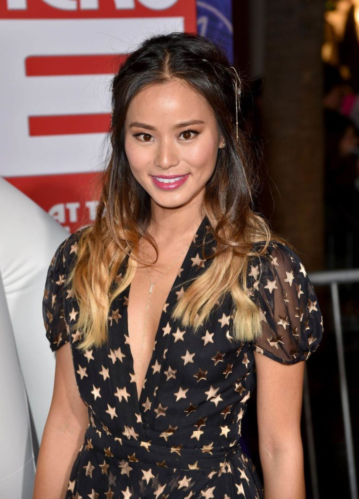 Jamie Chung Oops Moment Pictures