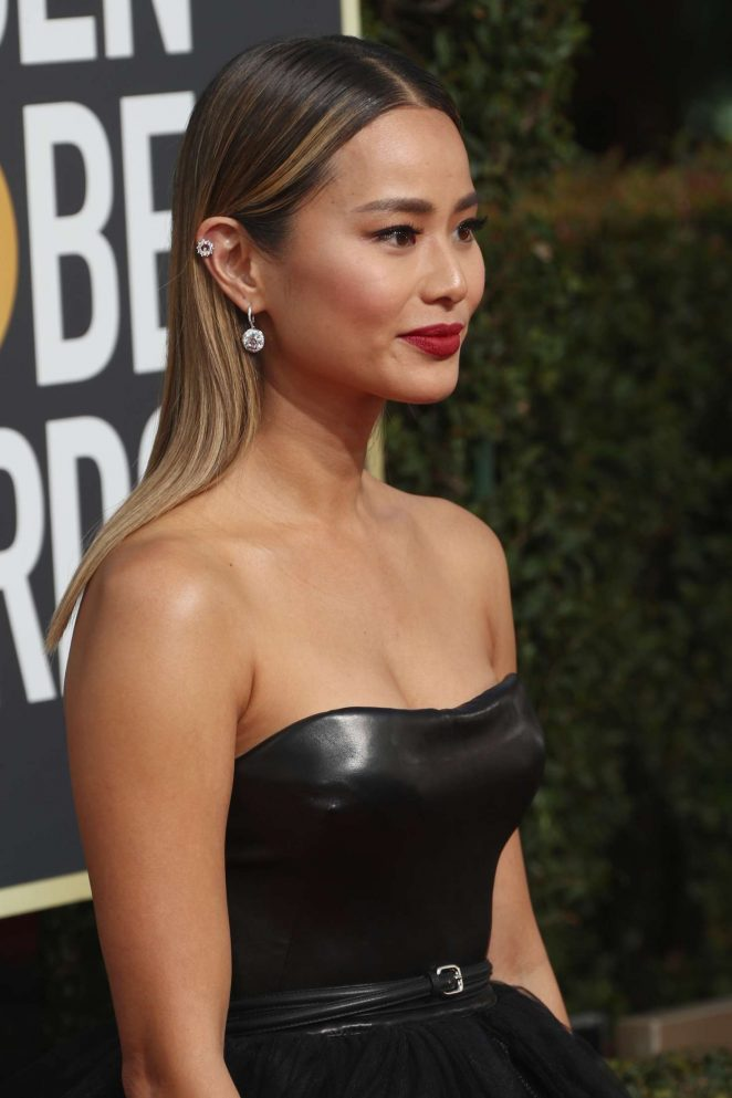 Jamie Chung Smile Face Pictures