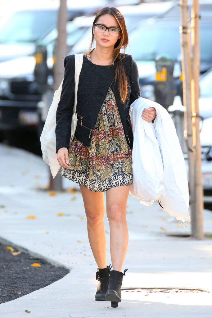 Jamie Chung Yoga Pants Pictures
