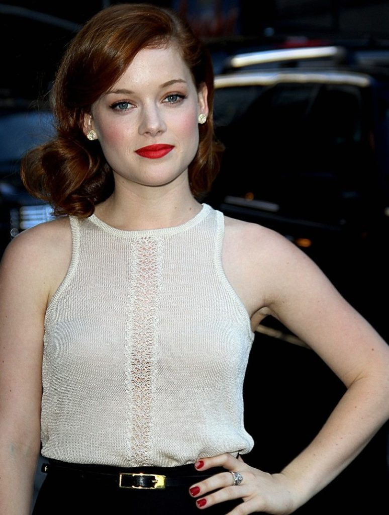 Jane Levy Undergarments Images