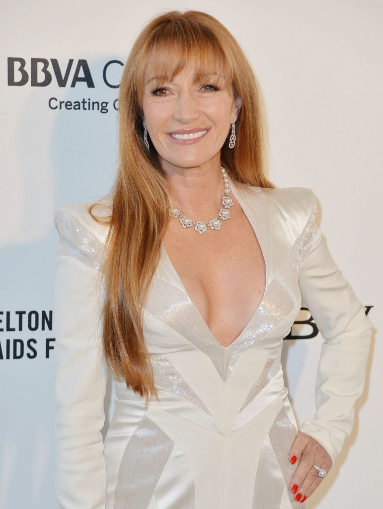 Jane Seymour Braless Wallpapers