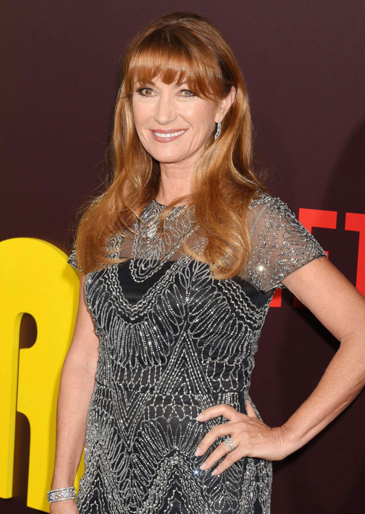 Jane Seymour Cleavage Pics