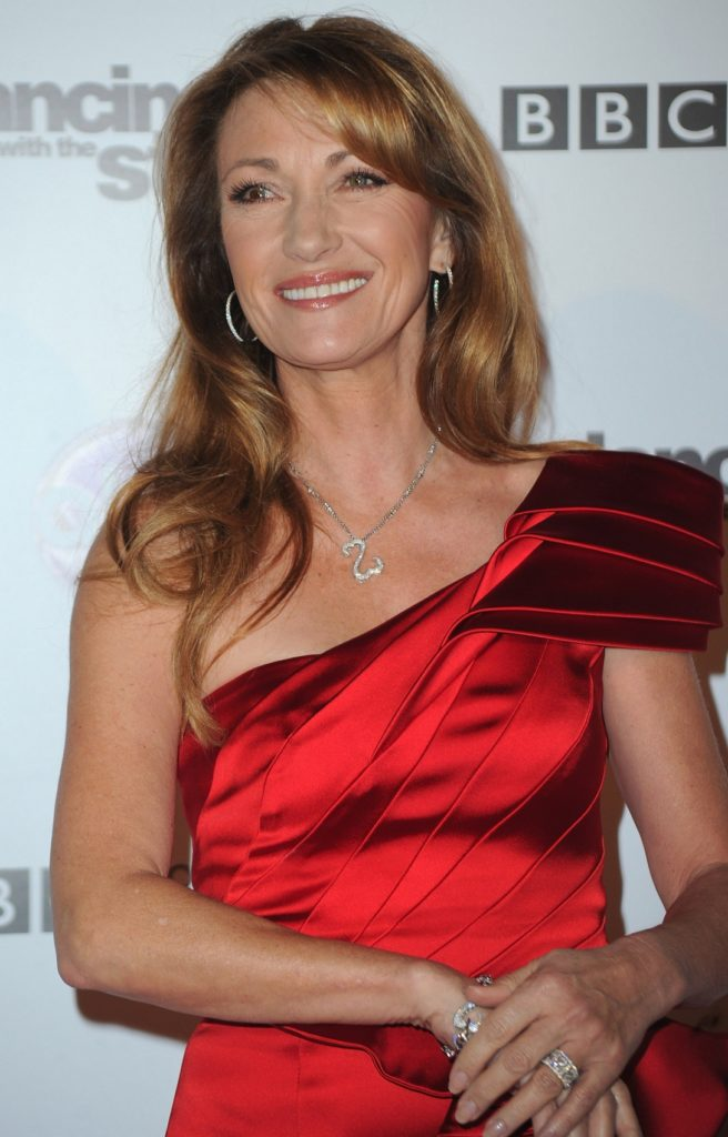 Jane Seymour Cute Photos