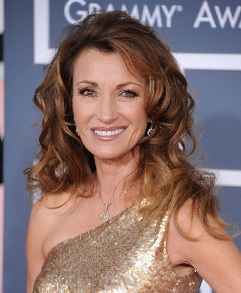 Jane Seymour Haircut Pictures