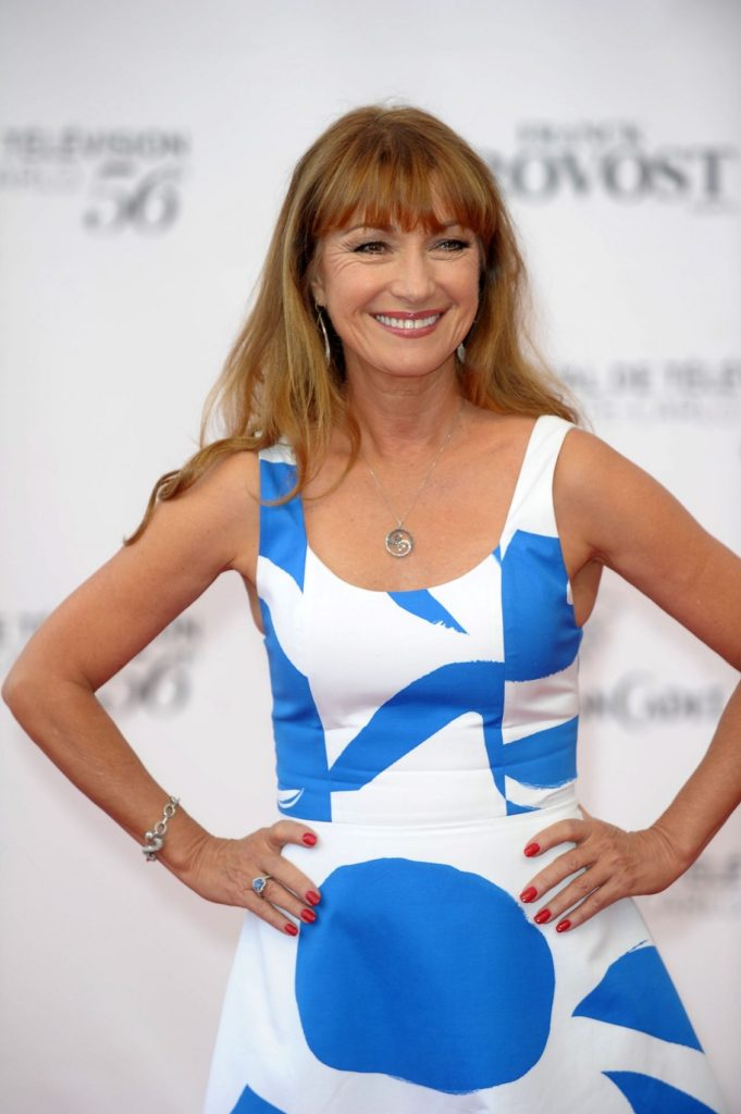 Jane Seymour Lingerie Pictures
