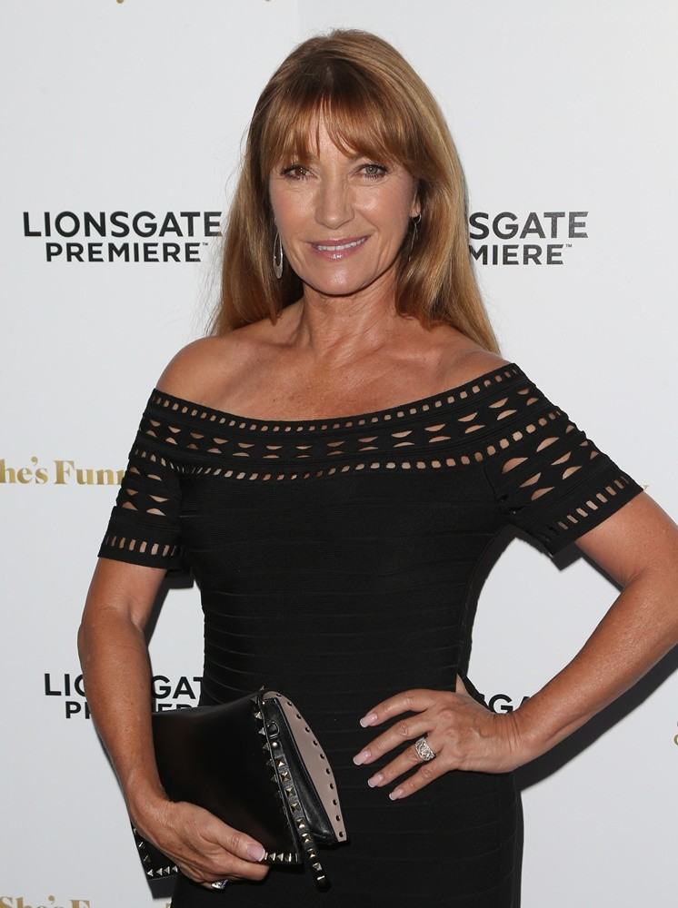 Jane Seymour No Makeup Pics