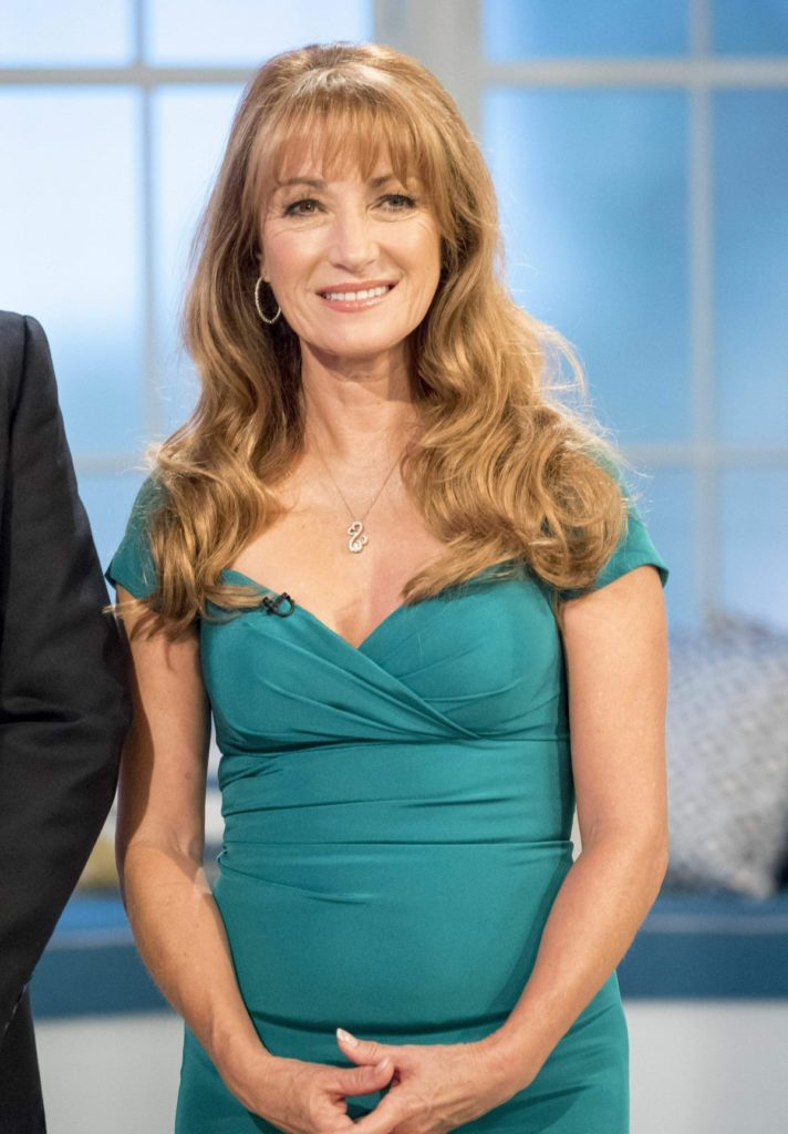 Jane Seymour Oops Moment Photos