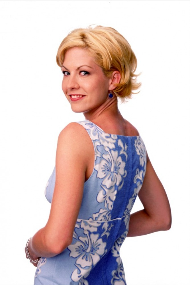 Jenna Elfman Beach Wallpapers